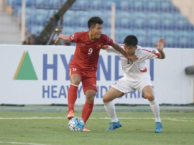 U19 Việt Nam xuất sắc hạ Triều Tiên ở lượt trận đầu tiên bảng A