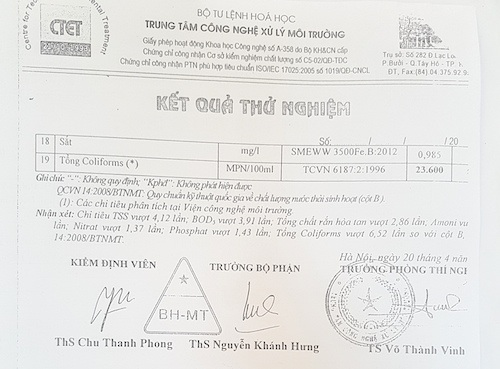Bắc Giang: Bí ẩn những lá bùa của doanh nghiệp liên tiếp bức tử môi trường - Ảnh 9.