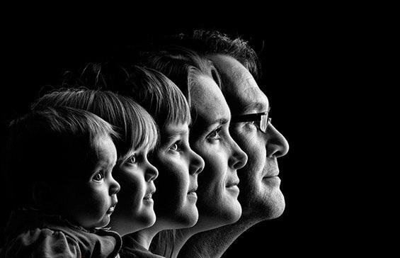 Một style chụp ảnh ấn tượng mà các gia đình có thể tham khảo khi đến chụp ảnh ở studio.