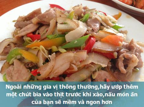 Bí quyết chế biến không thể bỏ qua giúp các món ăn từ thịt lợn ngon hơn - 8