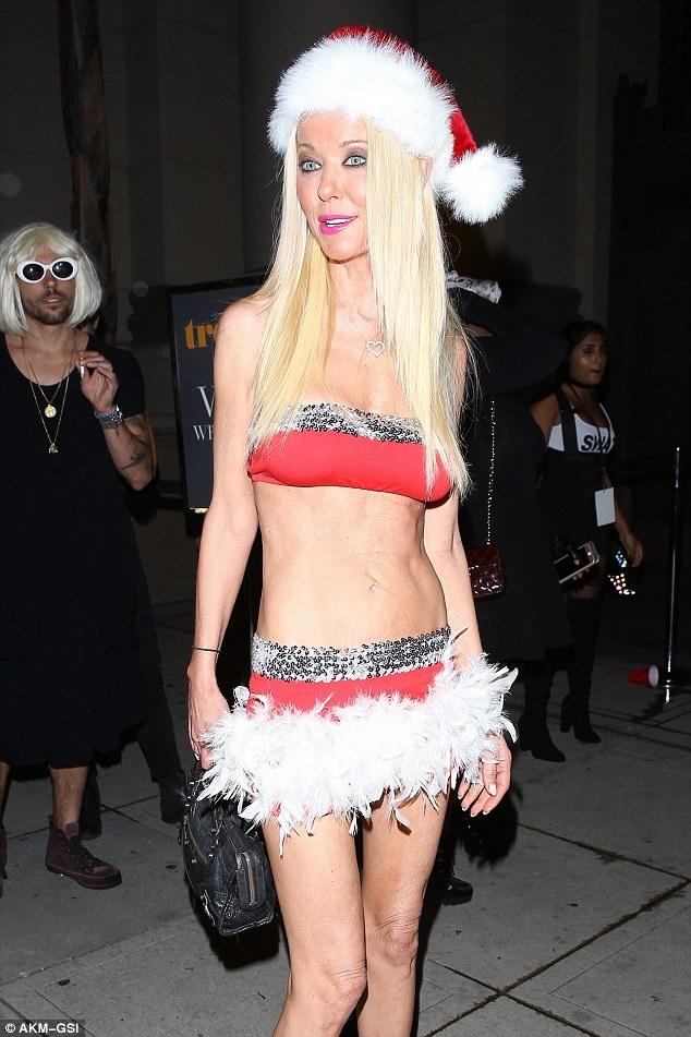 Fans lo ngại vì vóc dáng quá gầy gò của nữ diễn viên này