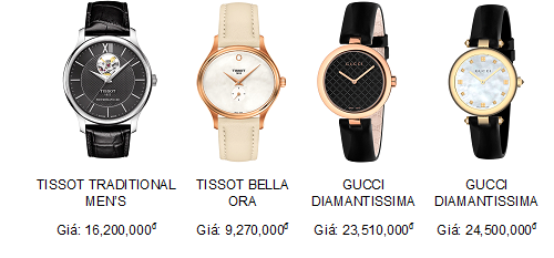 Chiếc đồng hồ đeo tay nói thay vạn lời yêu thương - 3