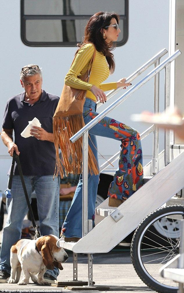 George Clooney ca ngợi vợ thông minh, tinh tế và lịch thiệp