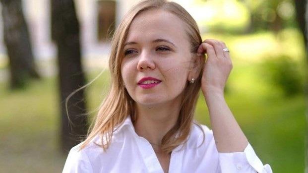 Anna Kalynchuk, quan chức chống tham nhũng trong chính phủ Ukraine. (Ảnh: Guardian)