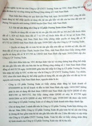Ẩn khuất vụ án tham ô tại Công ty Trường Xuân: TAND Cấp cao chốt lịch xử phúc thẩm - Ảnh 3.