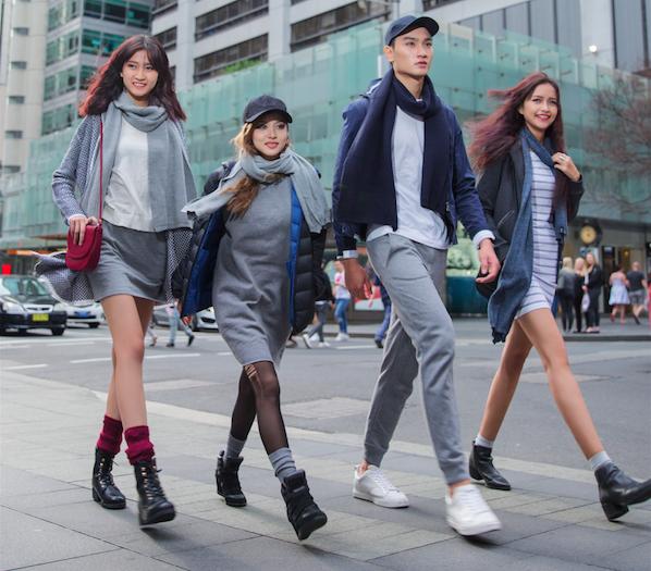 Bộ sưu tập Thu – Đông của CANIFA được top 4 Viet Nam Next Top Model 2016 trình diễn tại Sydney – Australia