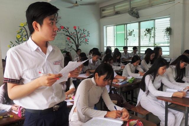 Phẩm chất, năng lực và cả nhân cách của học chưa được chú trọng với chương trình giáo dục hiện nay. (ảnh minh họa)
