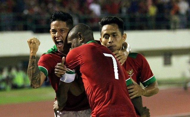 ...nhưng Indonesia đã giành được kết quả hòa 2-2 chung cuộc