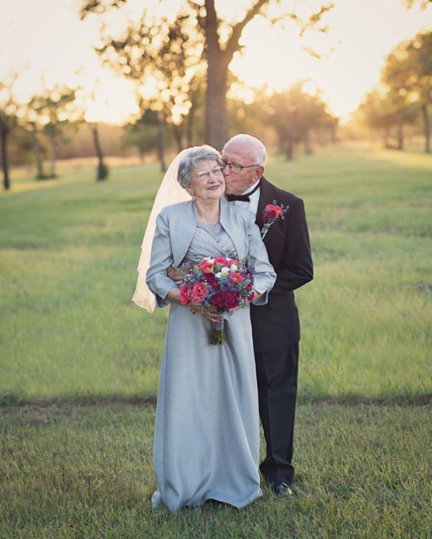 Cặp vợ chồng chờ 70 năm để được chụp ảnh cưới - 5
