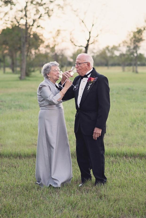 Cặp vợ chồng chờ 70 năm để được chụp ảnh cưới - 3