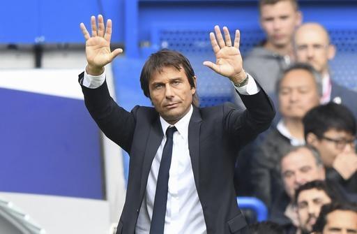 Conte đang làm tốt công việc huấn luyện tại Chelsea