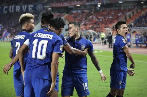 Đội tuyển Thái Lan chính thức lên ngôi vô địch AFF Cup 2016