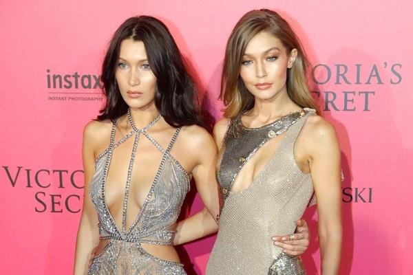 Hiếm có hai chị em gái nào cùng nổi tiếng và xinh đẹp như Gigi và Bella