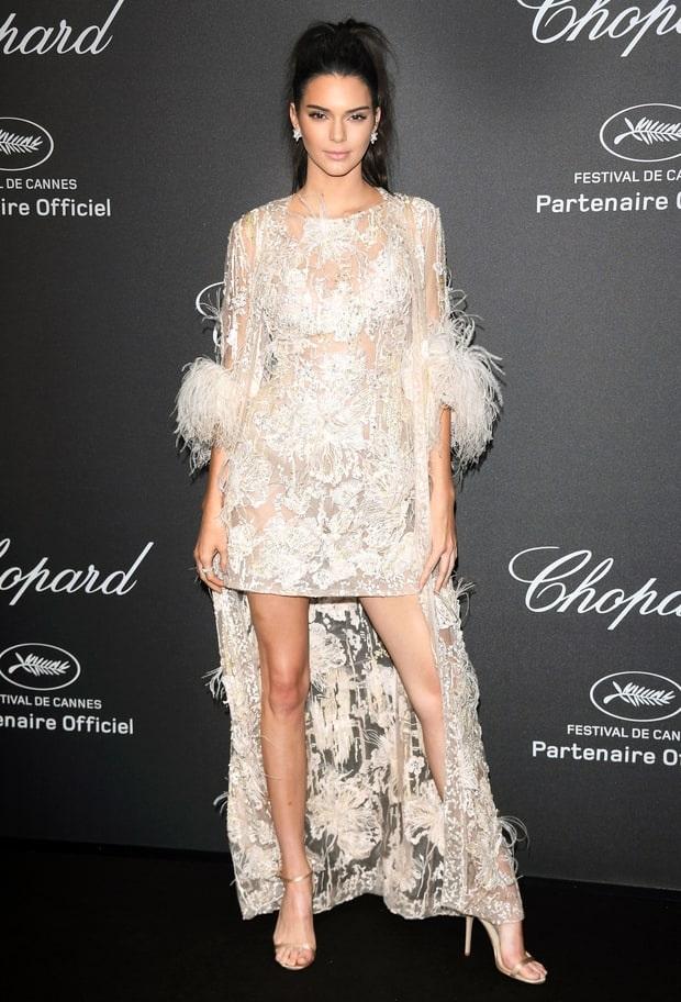 Kendall Jenner là em cô Kim siêu vòng ba, 1 trong 10 siêu mẫu có thu nhập cao nhất thế giới năm 2016 và được coi là người duy nhất trong đại gia đình Kardashians có tài năng thực sự. Cô gái 21 tuổi này xuất hiện trong mọi tuần lễ thời trang lớn nhỏ.