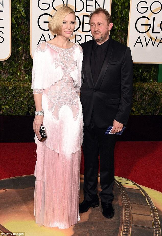 Cate Blanchett và Andrew Upton kết hôn đã 19 năm và có với nhau 3 con trai