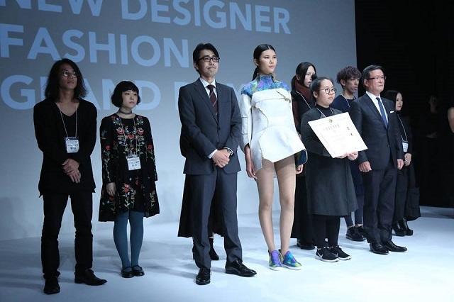 Cô gái Việt đầu tiên chiến thắng cuộc thi thiết kế thời trang lớn nhất Nhật Bản - 4