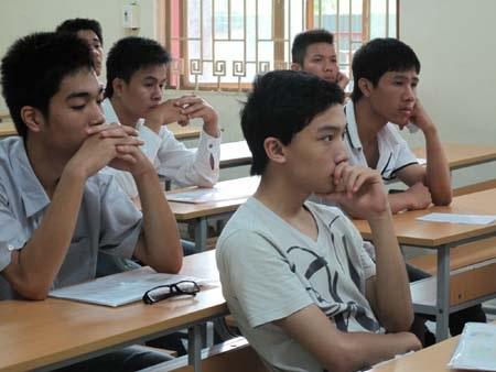 Đổi mới thi 2017: Thi THPT dự kiến sẽ có 5 bài thi - 1