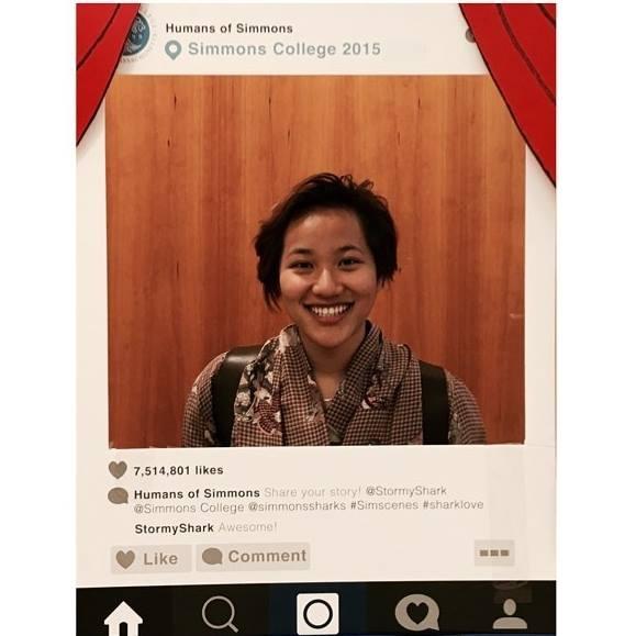 Ngọc hiện là Đại sứ quốc tế và Chủ tịch đương nhiệm Hội học sinh quốc tế và người Mỹ đa chủng tộc (MISO) tại trường đại học