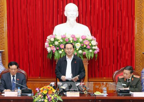 Chủ tịch nước: Khẩn trương truy bắt đối tượng phạm tội lẩn trốn ở nước ngoài - 2