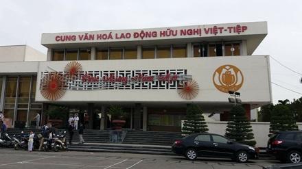 Khu vui chơi giải trí bậc nhất của TP Đất Cảng nằm trong Cung Văn hoá Việt Tiệp chuẩn bị phải di dời.
