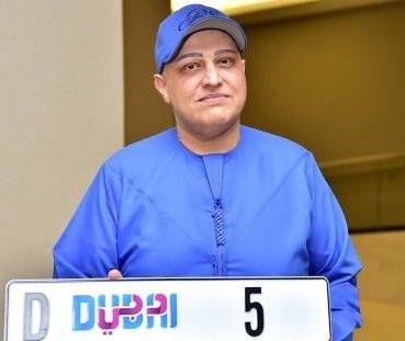 Balwinder Sahani và biển số trị giá 9 triệu USD