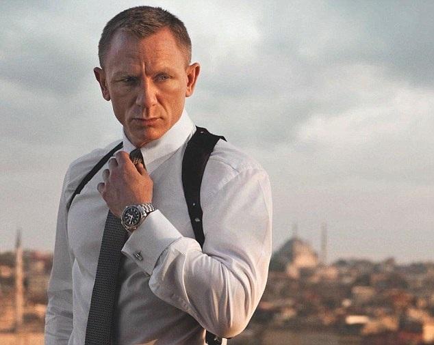 Đóng vai Bond là trải nghiệm tuyệt vời nhất của tôi, không 1 vai diễn nào tuyệt vời và giống như vậy, Daniel tâm sự