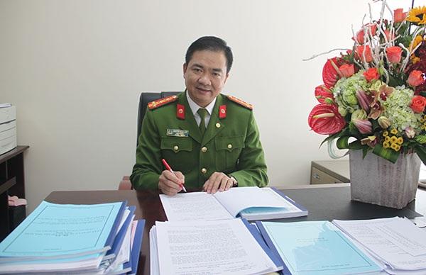 Đại tá, GS.TS Nguyễn Minh Đức.