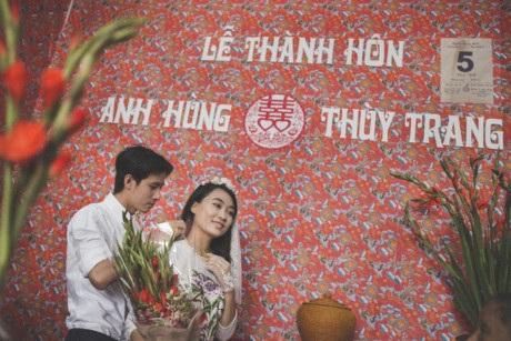 7 đám cưới gây xôn xao cộng đồng mạng năm 2016 - 10