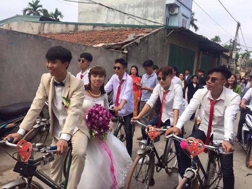 7 đám cưới gây xôn xao cộng đồng mạng năm 2016 - 11