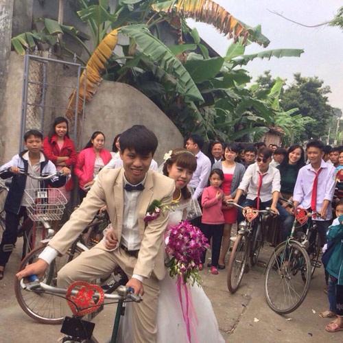 7 đám cưới gây xôn xao cộng đồng mạng năm 2016 - 12