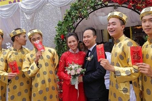7 đám cưới gây xôn xao cộng đồng mạng năm 2016 - 7