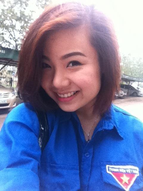 Là 1 đảng viên trẻ, Thu Trang luôn ý thức được trách nhiệm cộng đồng của mình.
