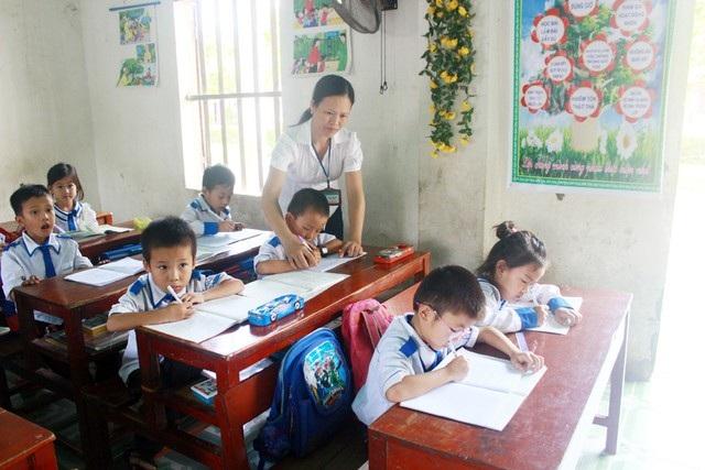 Thông tư 22 được kỳ vọng sát thực tế, đánh giá giáo dục học sinh tiểu học cụ thể hơn. (ảnh minh họa)