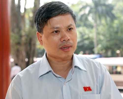 ĐBQH Nguyễn Sỹ Cương (Ninh Thuận): Phải có trường hợp xử lý nghiêm để làm gương