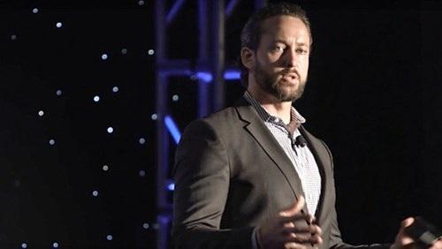 Doanh nhân, diễn giả Brent Gleeson. Nguồn: brentgleesonspeaker.com