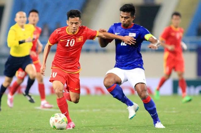 Bóng đá Việt Nam và Malaysia có nhiều mối duyên nợ trong quá khứ
