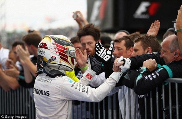 Nico Rosberg có chiến thắng chặng thứ 9, Mercedes vô địch F1 2016 - 14
