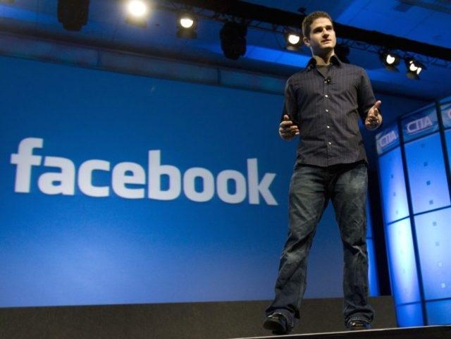 Đồng sáng lập Facebook Dustin Moskovitz. (Ảnh: Getty)