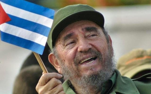 Cố lãnh tụ Cuba Fidel Castro. (Ảnh: Reuters)