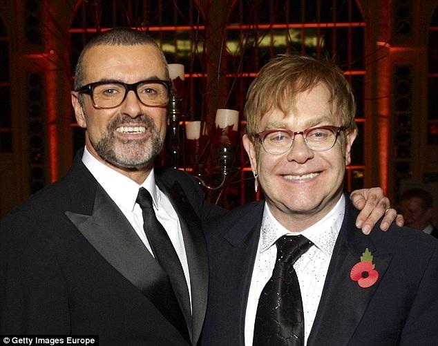 Elton John khóc khi nói về George Michael - 1