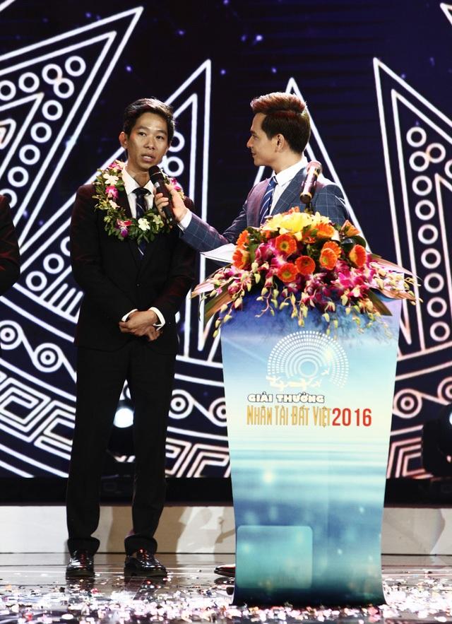 Lê Công Thành, trưởng nhóm đạt Giải Nhất CNTT hệ thống Triển vọng