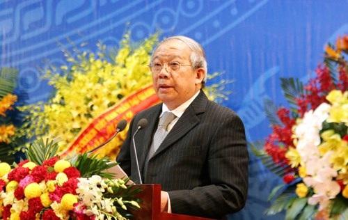 GS.TSKH Trần Văn Nhung