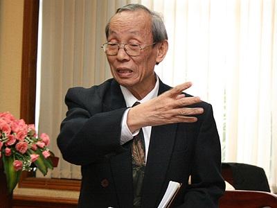 GS.TS Trần Hồng Quân