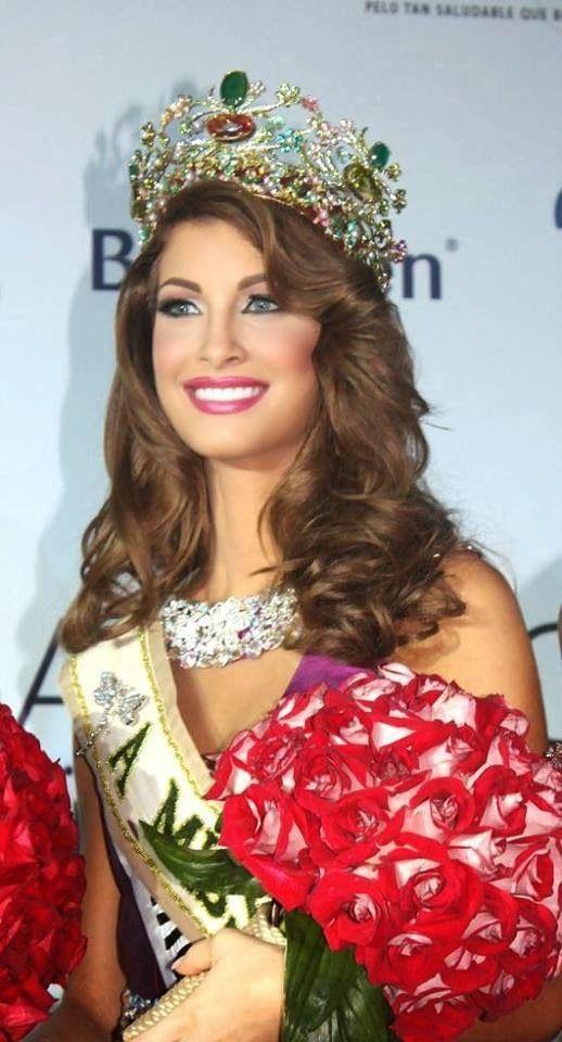 Người đẹp Venezuela – Stephanie de Zorzi, 23 tuổi, cao 1,75m.