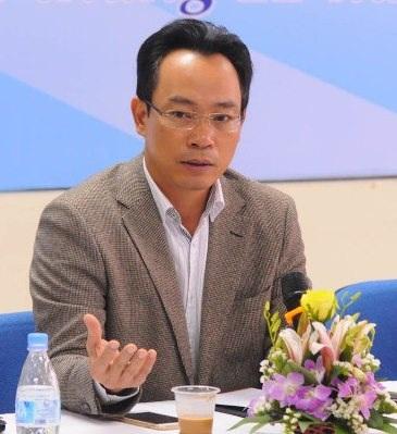 Hiệu trưởng trường ĐH Bách khoa Hà Nội Hoàng Minh Sơn