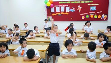 Khắc phục bệnh thành tích trong khen thưởng học sinh tiểu học - 1
