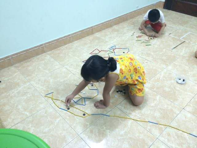 Giúp trẻ phát triển trí tuệ: Quan trọng nhất là bố mẹ - 1