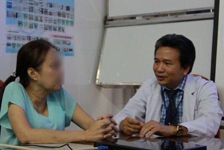 Sau khi tìm ra bệnh và điều trị tích cực, sức khỏe bệnh nhân đã bình phục rất tốt