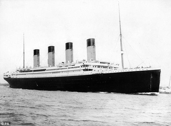 Những món kỷ vật đắt giá nhất của con tàu huyền thoại Titanic - 4