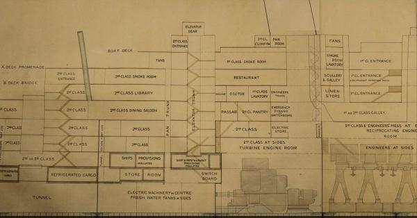 Những món kỷ vật đắt giá nhất của con tàu huyền thoại Titanic - 6